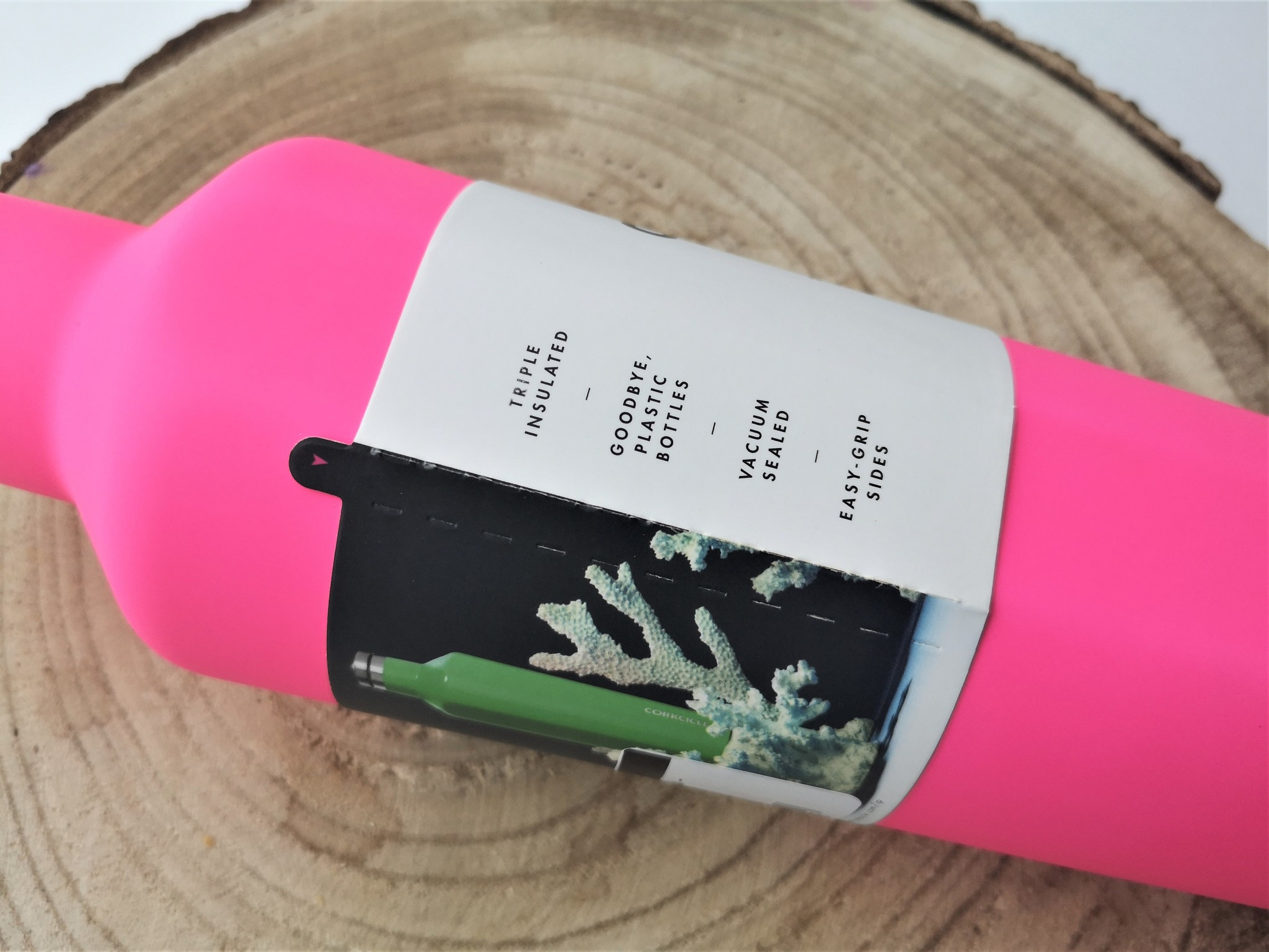 Canteen Fluo Pink - 270ml-4