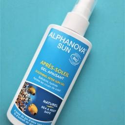 Alphanova Verzachtende AFTER SUN GEL (Spray)