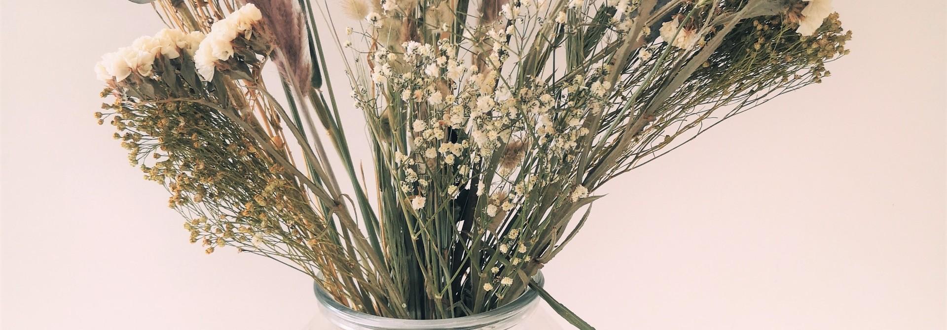Wildflowers BLANCHE - Medium