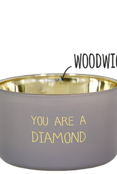 You are a diamond