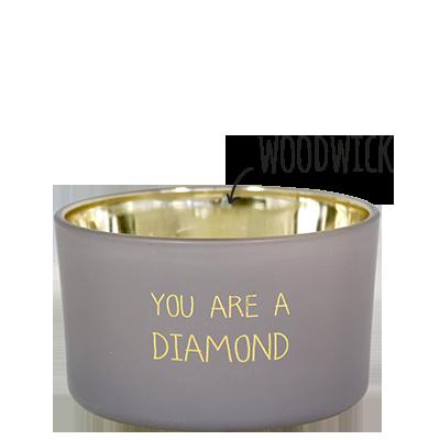 You are a diamond-1