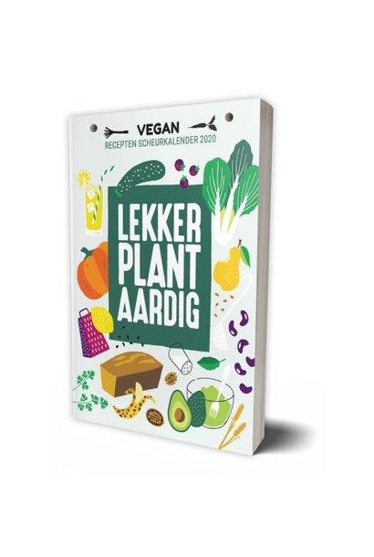 vegan scheurkalender 2021