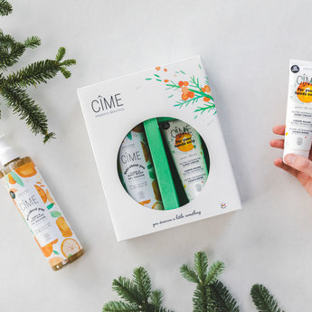 Cime Giftbox Handcrème & hand + bodywash