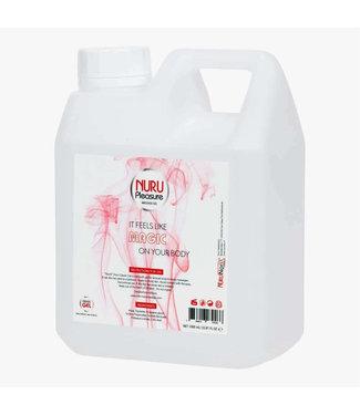 Nuru gel classic 1000ml  + 3 kostenlose Beutel Nuru pulver