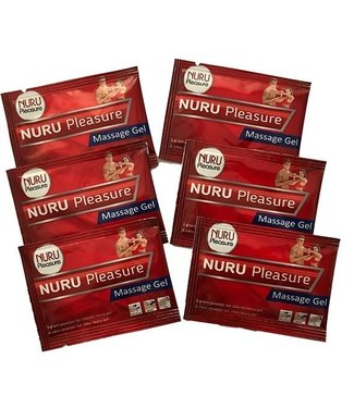 NURU Pleasure-Pulver 6 Pack