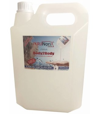 "Nuru Gel Classic 5 Liter Version ""Spa"""