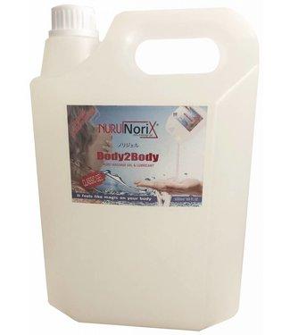 """Nuru Massage Gels van Nuru Nederland Nuru Gel Classic 5 Liter Version """"Spa"""""""