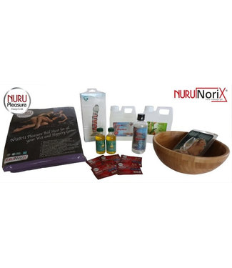 Nuru Pleasure Überraschungsgeschenkbox