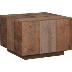 Salontafel Float Square 50x50x35cm
