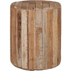 Krukje rond hout