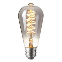 Lichtbron druppel titanium