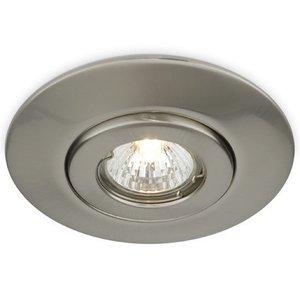 Lv Ceiling Downlight Convertor Brushed Chrome