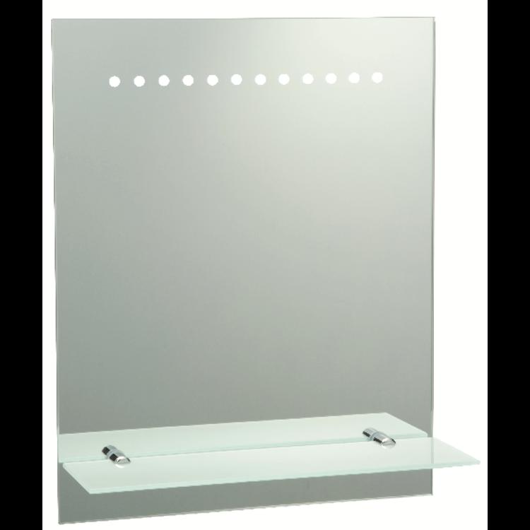 Shelf Mirror (Battery) 1 Light Wall (37)