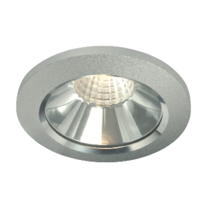 LAP 6W Warm White 350Lm LED Downlight Br Chrome