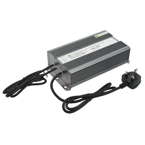 Saxby LED Driver Constant Voltage 200W 24V Multiple Output IP65 Accessory - Dull Gunmetal