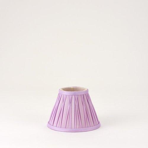 Poole Lighting 6.5 Inch Fenn Shade Lavender Silk