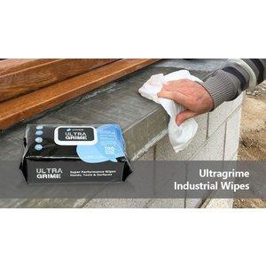 UltraGrime Ultra Grime Huge Wipes 100 Pack
