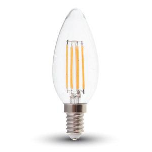 V-Tac V-Tac 6W E14 LED Candle 600Lm 4000K