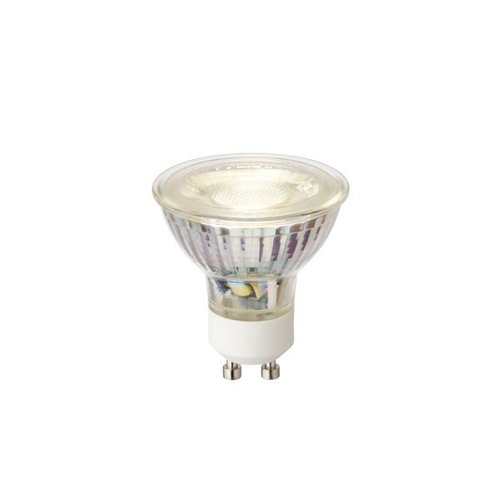 Saxby GU10 LED Cob Dimmable 4W Cool White Accessory - Clear Glass