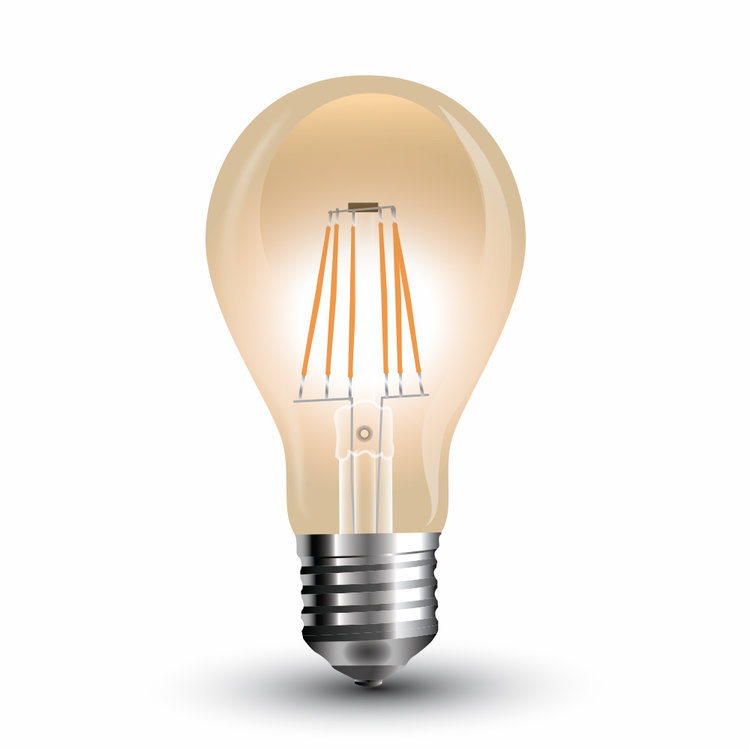 V-Tac V-Tac LED E27 Amber 720Lm 2200K