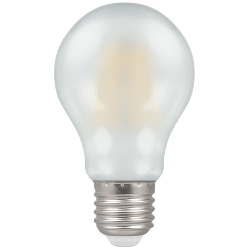 Crompton 7W E27 LED GLS Filament 2700K Dimmable