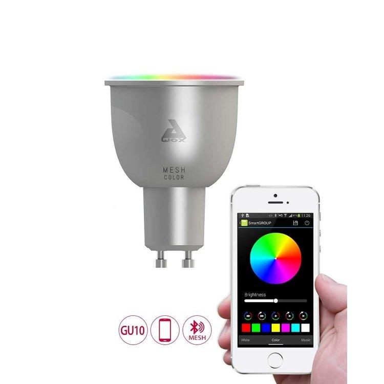 AWOX Awox Eglo LED Bluetooth RGBw GU10 Connect
