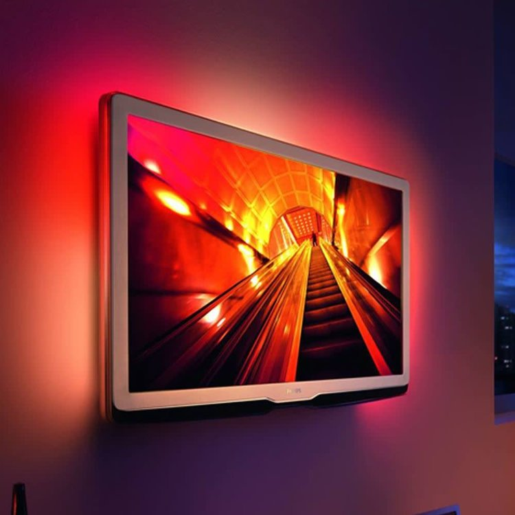 Crompton LED Smart Flexi Strip Kit 5M 18W RGB 2700k-6500k