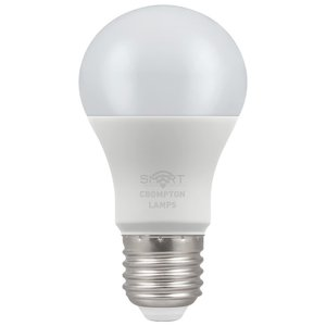 Crompton LED Smart GLS 8.5W Dimmable RGBW 3000K ES-E27