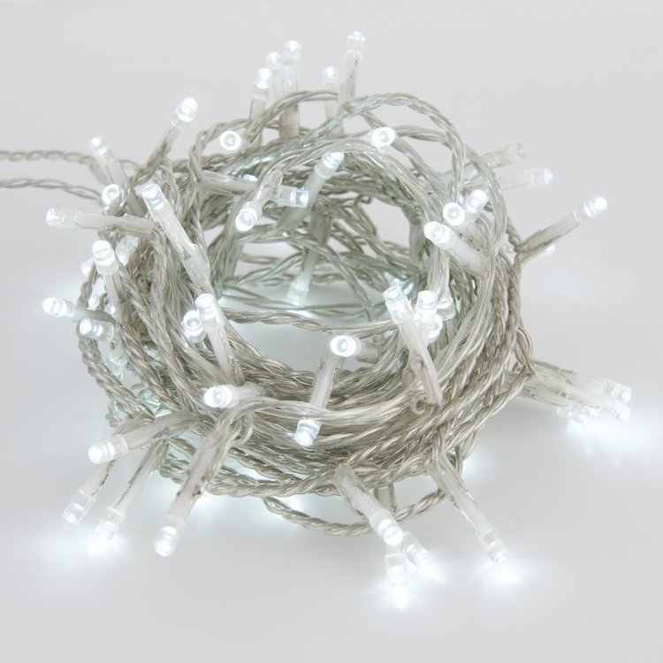 LED Party Lights Cool White X 120