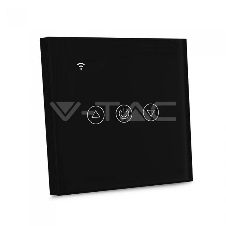 V-Tac V-Tac Smart WIFI LED DIMMER  Alexa and Goggle Black