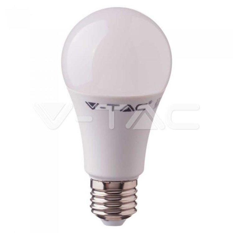 V-Tac V-Tac LED Bulb 9W E27 A60 RA80 RGB + 3000K