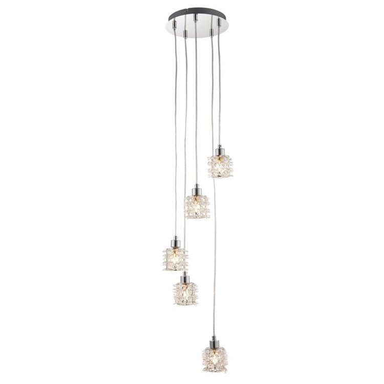 Katarina 5 Light Pendant