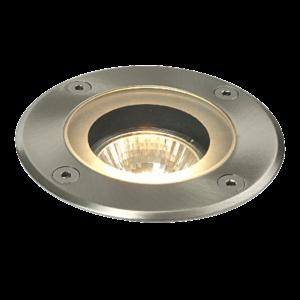 Saxby Pillar Round marine grade IP65 50W recessed