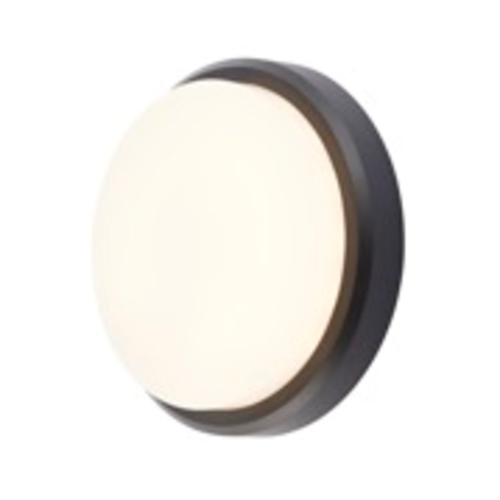 Almond Large Round LED Wall Light