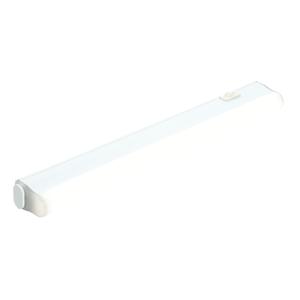 Saxby Sleek 300mm 6W SW cool white cabinet - opal pc