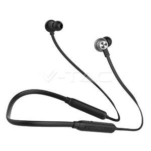V-Tac V-Tac Sport Headset Bluetooth 500mAh Black