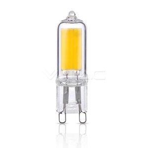 V-Tac V-Tac Glass G9 2W LED 4000K Cool White