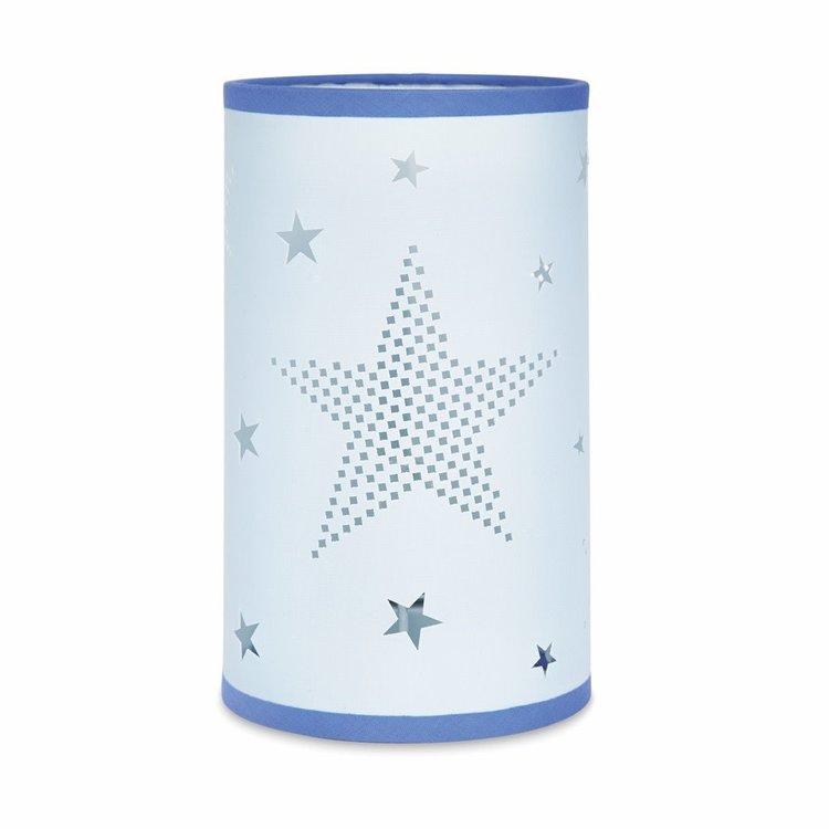 Poole Lighting Blue Stars Lamp