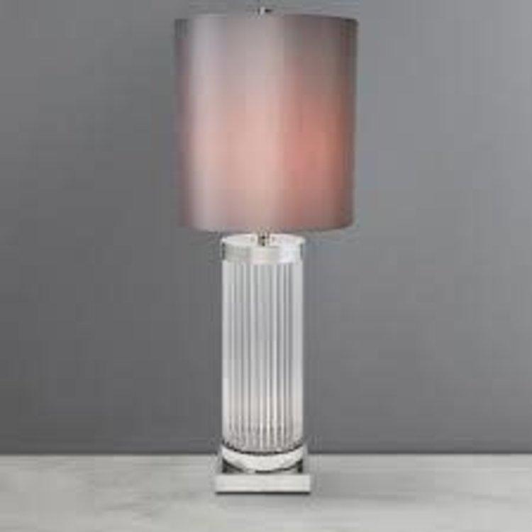 Clara Table Lamp Grey