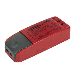 Saxby LED driver constant voltage 20W 12V accessory - red pc