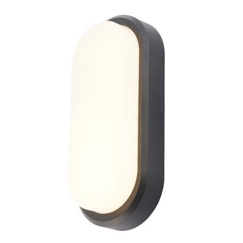 Almond Oval LED Wall Light