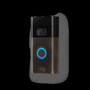 Ring Ring Video Doorbell Gen 2 - Venetian Bronze