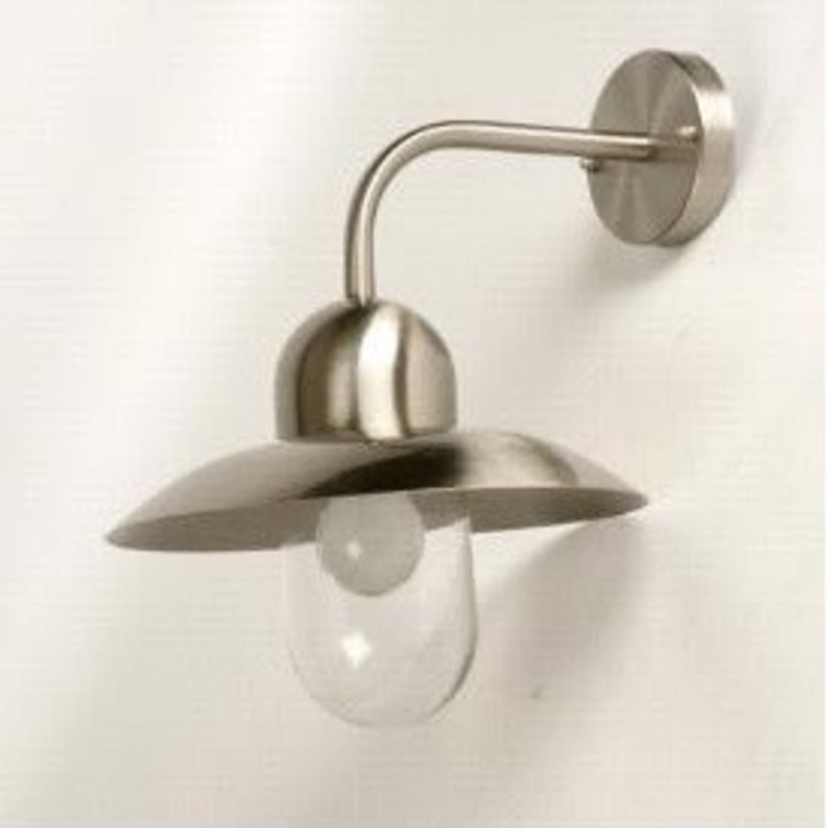 Stainless Steel Hanging Wall Light