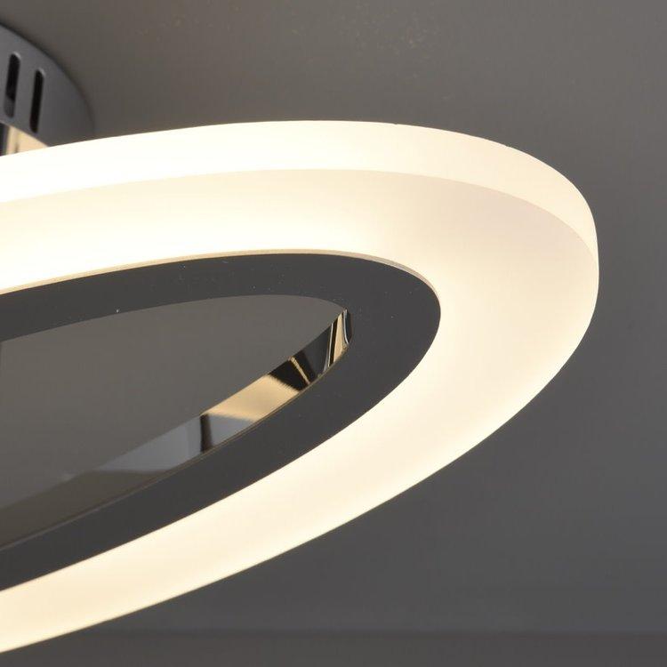 Izarra LED Semi Flush