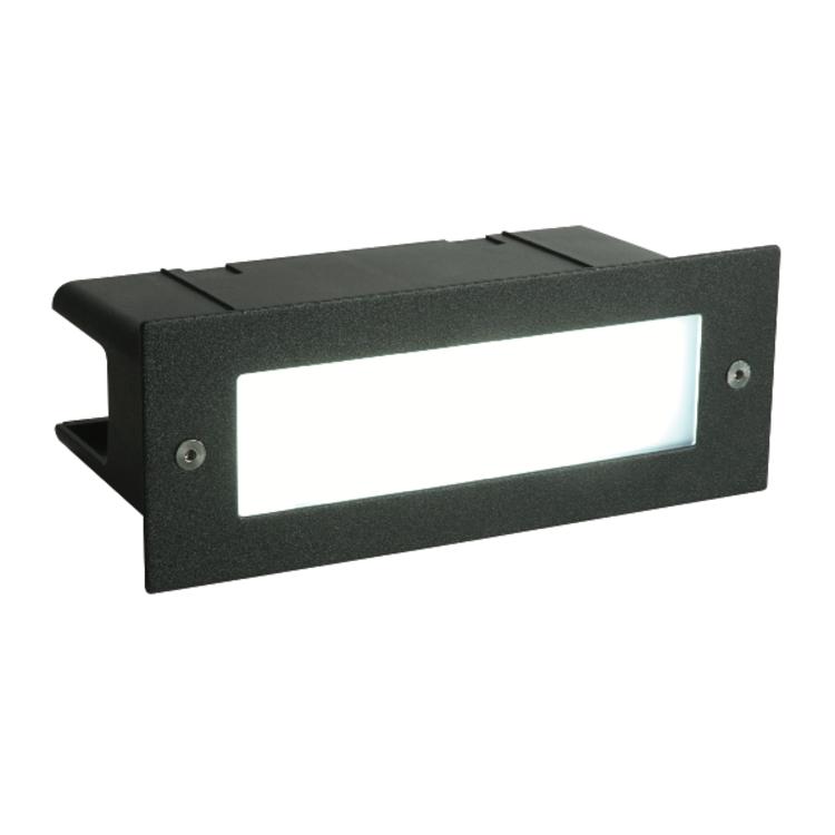 Seina LED Bricklight Black