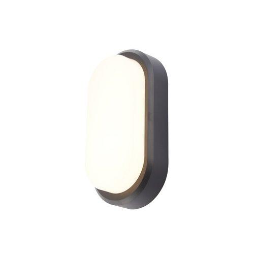 Almond Large Oval LED Wall Light