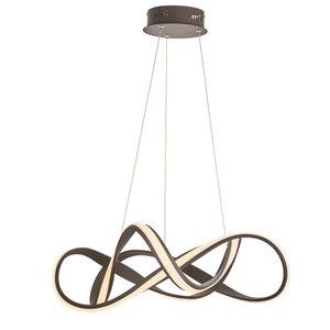 Endon Synergy Coffee 44w LED Pendant