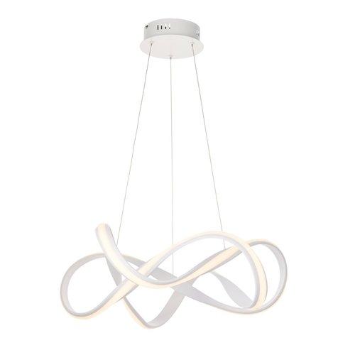 Endon Synergy pendant - White