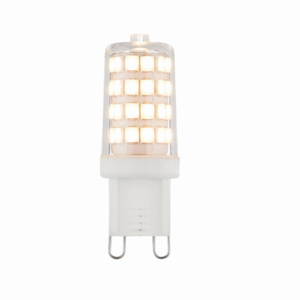 Saxby G9 LED SMD 3.5W Warm White accessory - clear pc