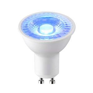 Saxby GU10 LED Blue 5w